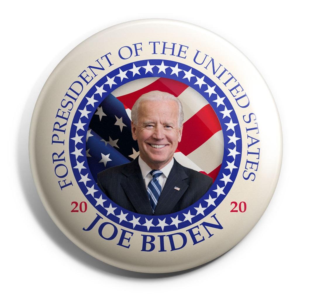 Joe Biden Wholesale Buttons