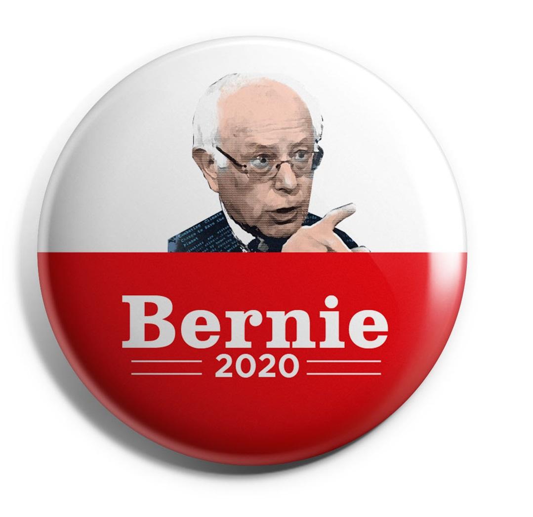 Bernie Sanders Wholesale Buttons
