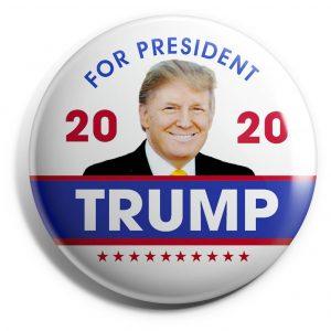 For President Trump Button