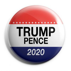 Trump Pence Button