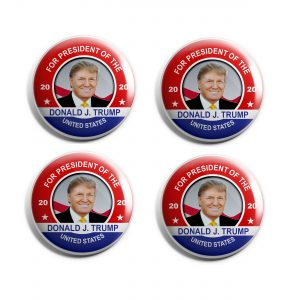 For President of the United States Button