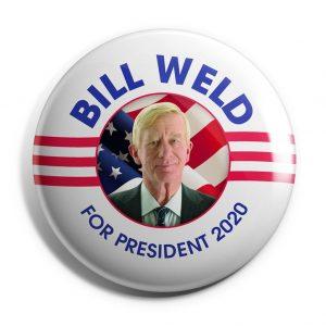 Patriotic Weld Button