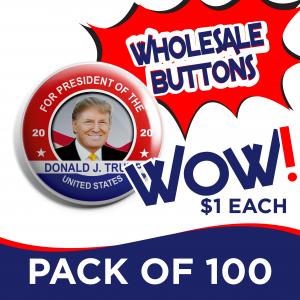 Trump 100 Rally Pack