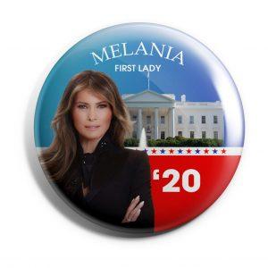 Melania Button