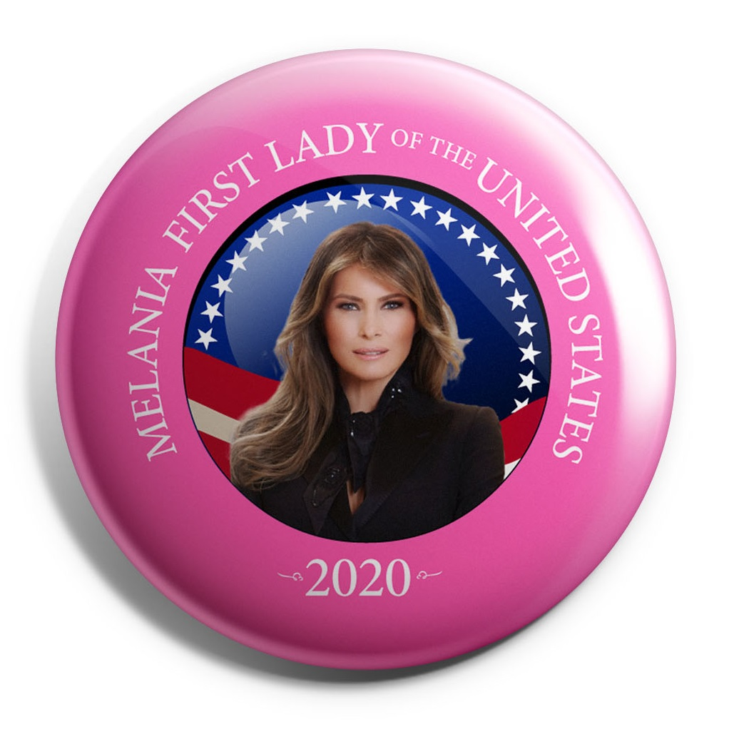 Melania Trump Wholesale Buttons