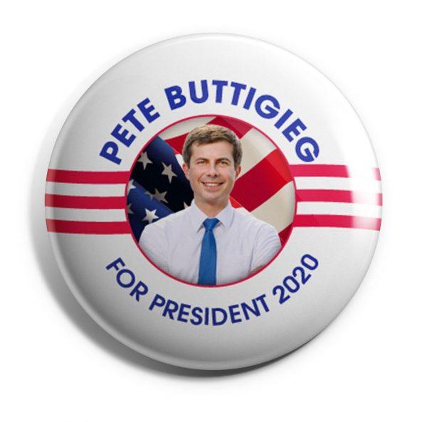 Pete Buttigieg Buttons