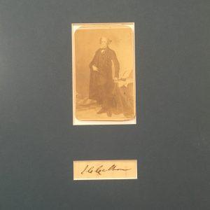 John Caldwell Calhoun Signature