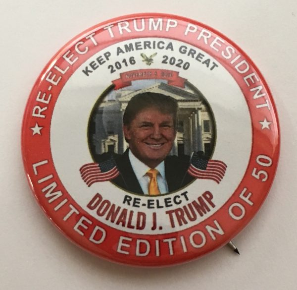 Donald Trump Limited Edition of 50