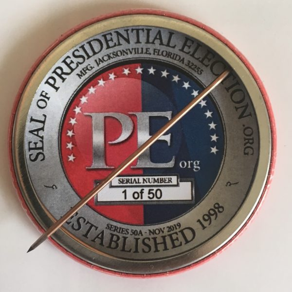 Donald Trump Limited Edition #1 of 50