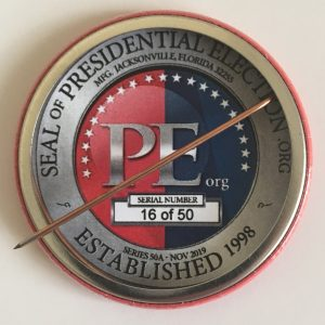 Donald Trump Button