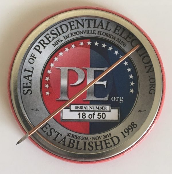 Trump Limited Edition Buttons