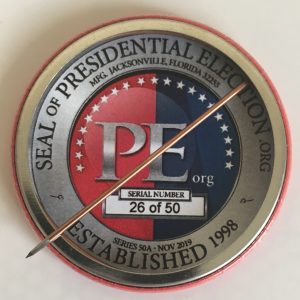 Trump Limited Buttons