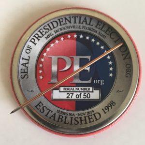 Trump Limited Editioan Button