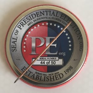 Trump Limited Edtion Button