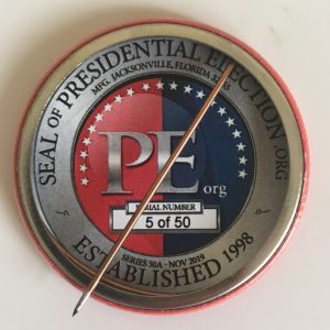 Donald Trump Limited Edition #5 of 50