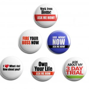 Herbalife Distributor Buttons