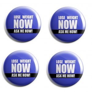 Lose Weight Now Button