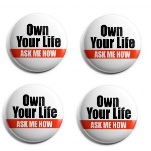 Own your own life (HERB-SE-011-X4)