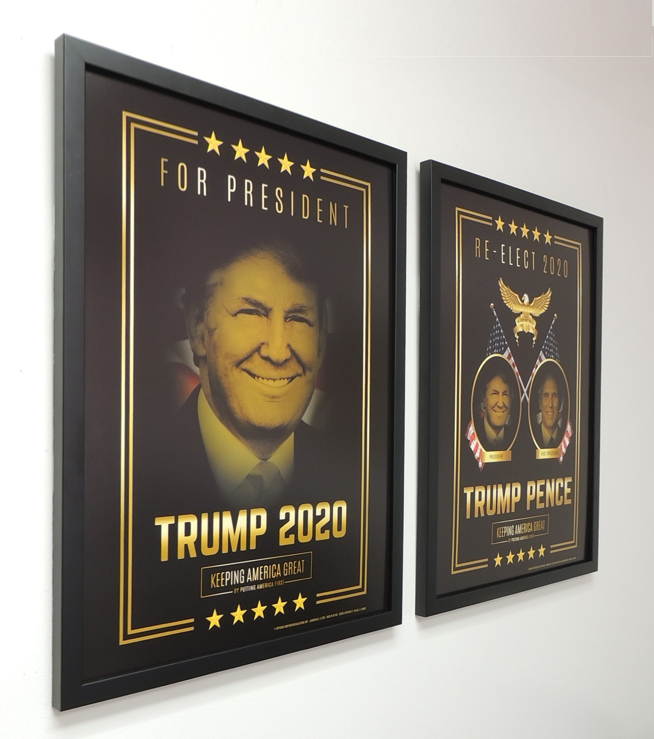 Donald Trump Campaign Posters