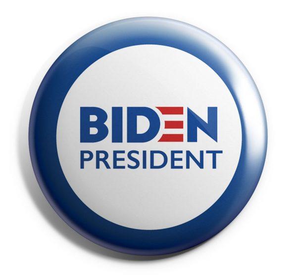 Biden President Campaign Button