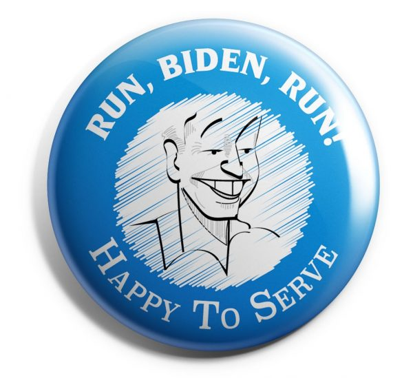 Joe Biden Campaign Button