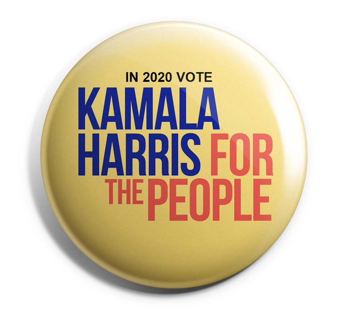 Kamala Harris Wholesale Buttons