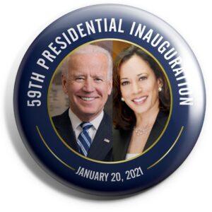 Joe Biden Inauguration Button