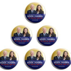 Biden Inauguration Buttons
